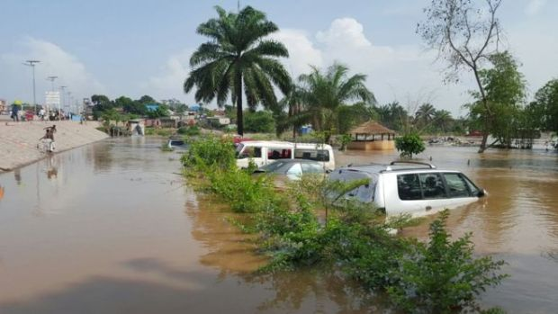 Congo flood  44 killed in Congo after heavy rains cause flooding Congo