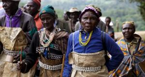 Sengwer indigenous people