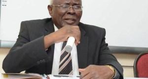 Prof. Akin Mabogunje  Mabogunje calls for proactive measures to mitigate effects of climate change Akin Mabogunje