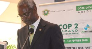 Ibrahim Thiaw  UNCCD to welcome countries to new Peace Forest Initiative Ibrahim Thiaw Deputy Executive Director of UN Environment e1517499723671