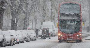 Snow - UK
