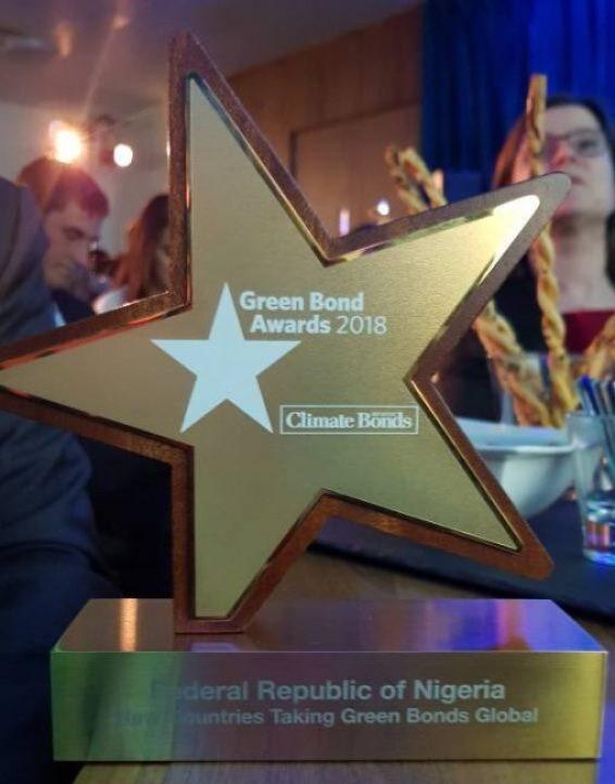 Green Bond Award