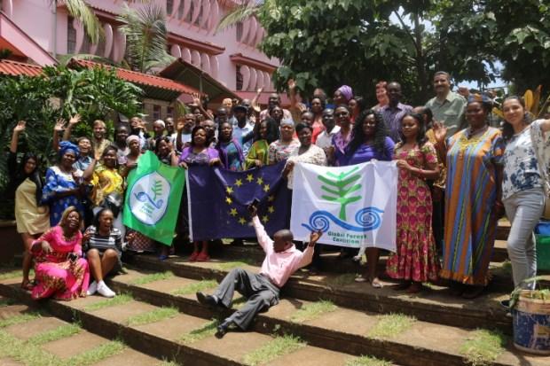 Women2030  SDGs: Women2030 coalition builds partners' media capacity IMG 2486 1
