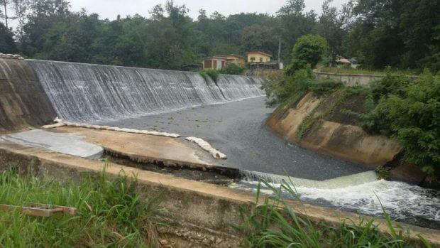 Eleyele Dam