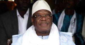 President of the Republic of Mali, Ibrahim Boubacar Keïta