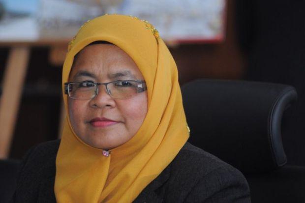 Maimuna Moh'd Sharif