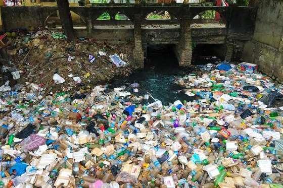 Myanmar Plastic waste