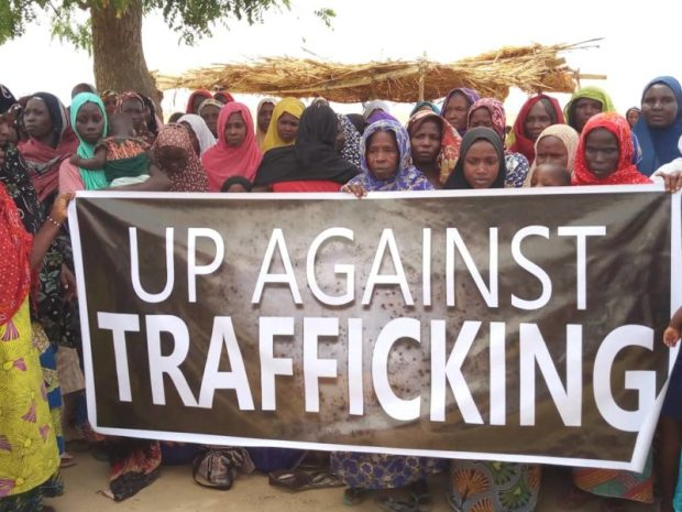 Up Against Trafficking