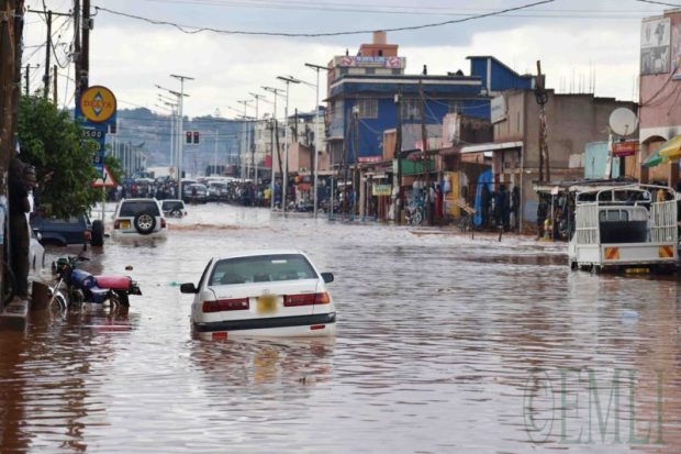 Uganda flood