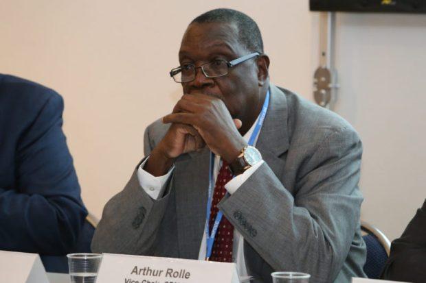 Arthur Rolle  UN modernises, relaunches climate change e-commerce web platform Arthur Rolle e1525445842733