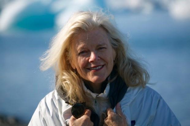 Kristine McDivitt Tompkins  Tompkins named UNEP's Patron of Protected Areas Kristine McDivitt Tompkins