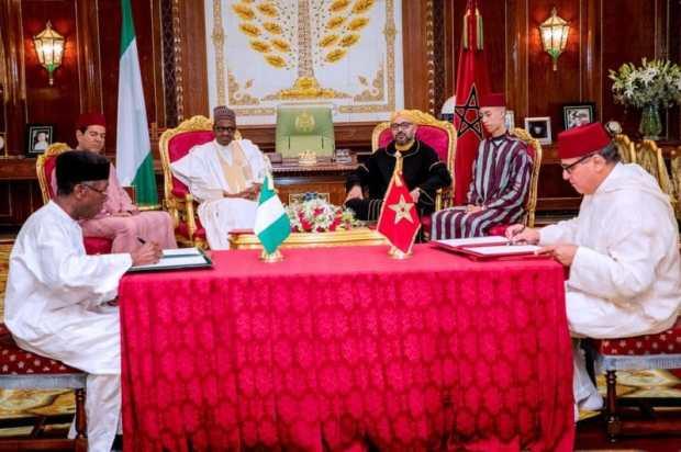 Nigeria-Morocco Agreement