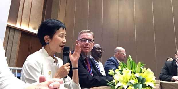 GCF-GEF  GCF, GEF harmonise steps to follow developing country lead in climate finance GCF GEF e1530197543681