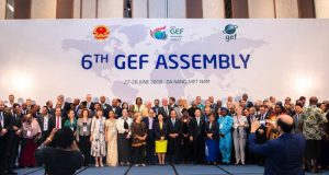 GEF Assembly