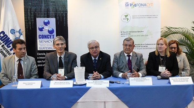 Inter-American Institute for Global Change Research (IAI)  Americas urged to collaborate to tackle global challenges IAI