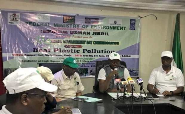 Ibrahim Jibril  Nigeria to formulate plastic waste management policy Jibril e1528027146293