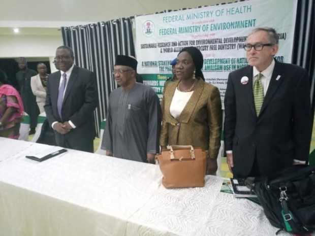 Dental Amalgam summit  Minamata Convention: Nigeria to phase out mercury in dental amalgam by 2022 IMG 20180717 094531 e1531957574832