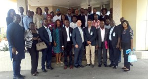 Nigeria gets $2.7m grant for clean energy, GEF de-risks off-grid lighting Group photo