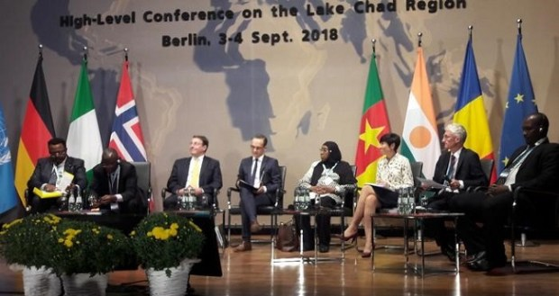 Berlin Conference  World Bank swells Berlin Conference on 'Boko Haram' crisis with $600m Berlin Conference