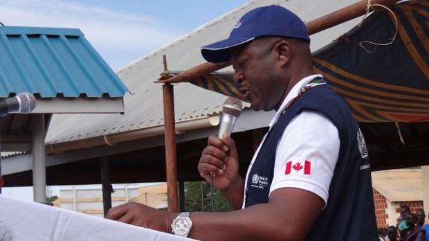 Evans Liyosi  WHO steps up measures to tackle sleeping sickness in South Sudan Evans Liyosi