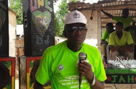 Governor Ebrima Dampha
