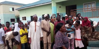 Stakeholders Kogi State Internally Displaced Persons Idps Lokoja