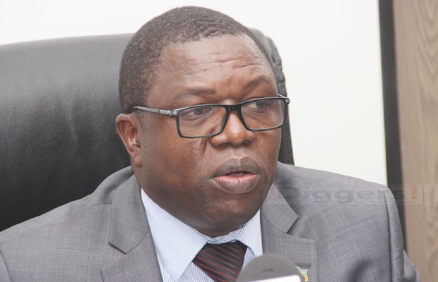 Joseph Malanji  Zambia signs deal to establish regional SDGs office Joseph Malanji
