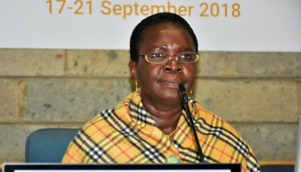 Juliette Biao Koudenoukpo  UNEP urges African govts to invest in environmental science UN Environment regional director for Africa Juliette Biao Koudenoukpo