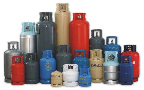 Gas cylinders  Marketers advocate increased cooking gas usage for cleaner environment Cooking gas cylinders