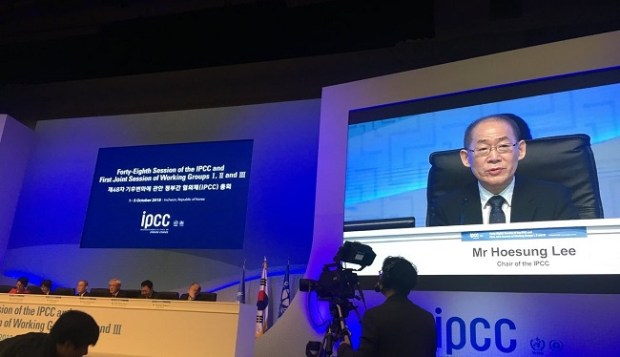 IPCC 48th session  Unique changes needed to stem catastrophic global warming, warns IPCC IPCC