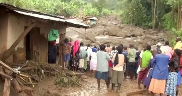 Bududa landslide
