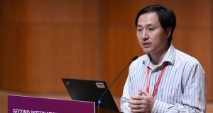 He Jiankui  China suspends research activities of persons over gene-edited babies' incident He Jiankui