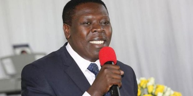 Eugene Wamalwa