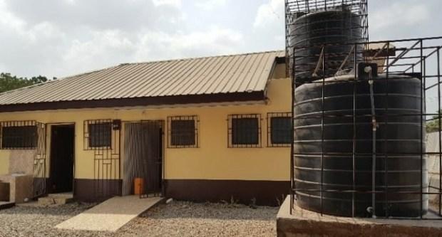 Ghana  Ghanaian media takes up issue of public schools' toilet facilities Ghana 1