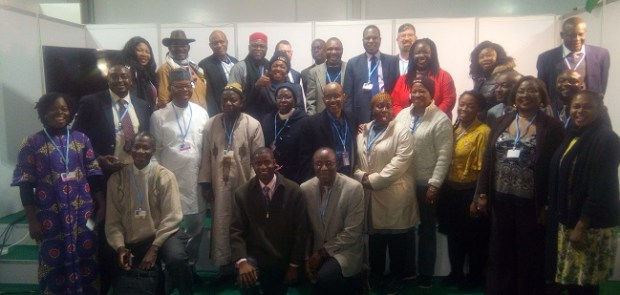 Nigeria REDD+ Programme  Images: Nigeria faces, functions at COP24 IMG 20181212 173812