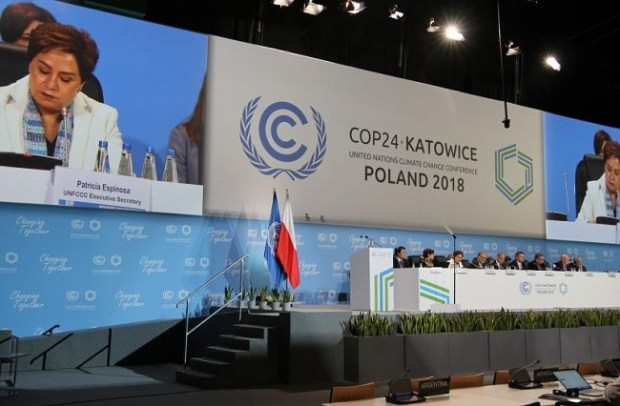 Patricia Espinosa  New 'Katowice Climate Package' to operationalise Paris Agreement Patricia Espinosa