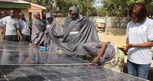 ICEED trains solar technicians
