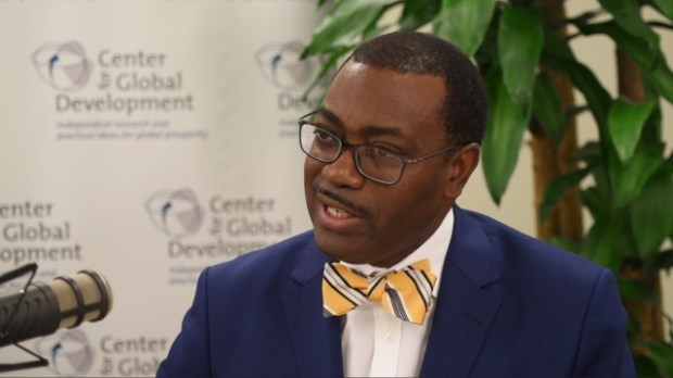 Akinwunmi Adesina  AfDB approves close to $35m to Liberia for renewable energy AFDB president Akinwunmi Adesina