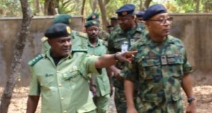 Nigeria Army park