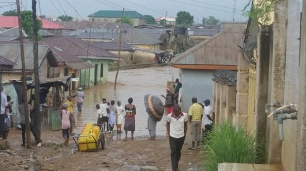 Maraba flooding