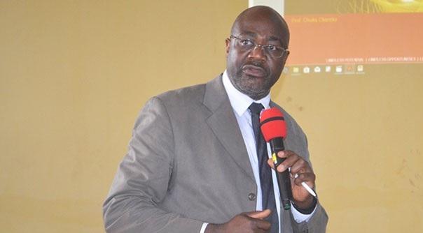 Prof. Chukwumerije Okereke  IPCC author, Prof. Okereke, writes for EnviroNews mail 3 1