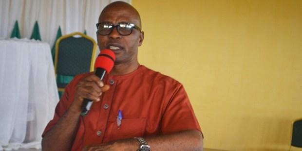 Prof. Emmanuel Nzegbule