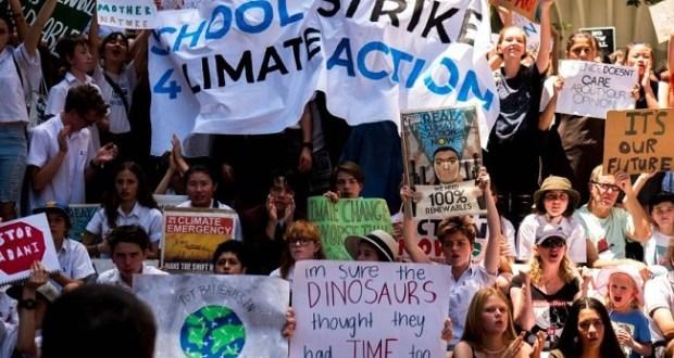 School climate strike