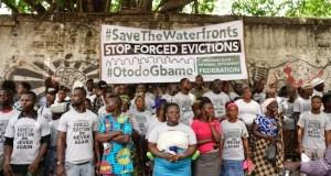 Otodo Gbame community evictees