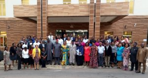 Regional Knowledge Deepening Workshop on Climate Change
