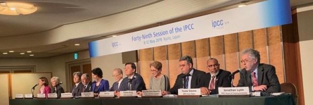 IPCC  IPCC updates methodology for greenhouse gas inventories IPCC