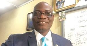 Prof. Oluwatoyin Ogundipe