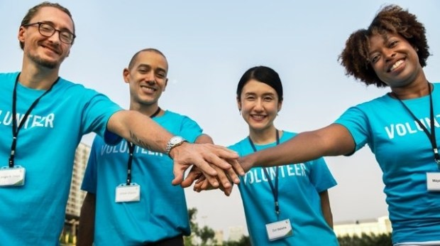 Volunteering  For Nigerian economy, environmental volunteering is crucial cheerful collaboration community 1339629
