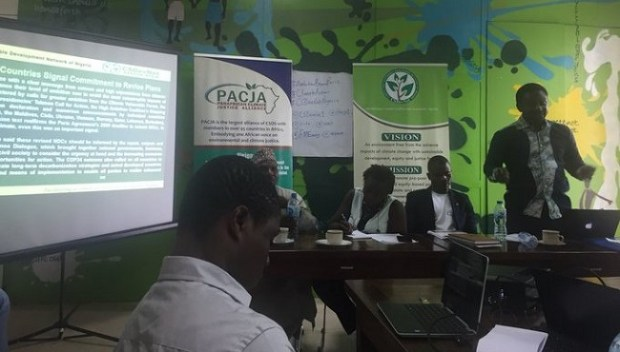 CSDevNet  Campaigners clamour increased inclusiveness in Nigeria's climate change governance CSDevNet