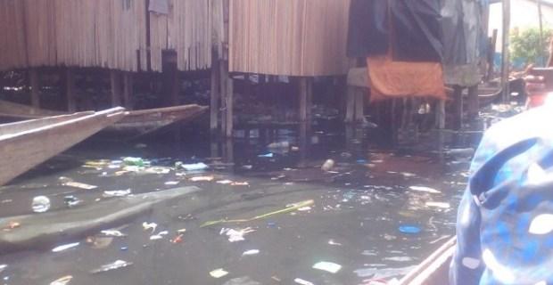 Ogundimu Fishing Community  Lagos fishing community wants LAWMA to curtail Lagoon waste pollution Fish Community